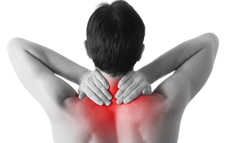 گردن درد - درمان درد گردن