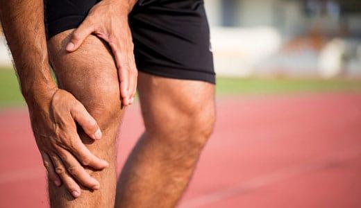 آسیب ورزشی زانو - درمان آسیب های ورزشی